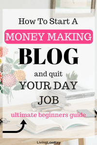 Do you want to make extra cash blogging? These are such awesome tips on how to get started for beginners. If you want to start making money on your blog this year you have to check these ideas out.