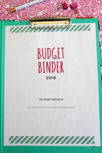 Saving money is so contagious. I love the look of these budget binder printables and I cant wait to use them.