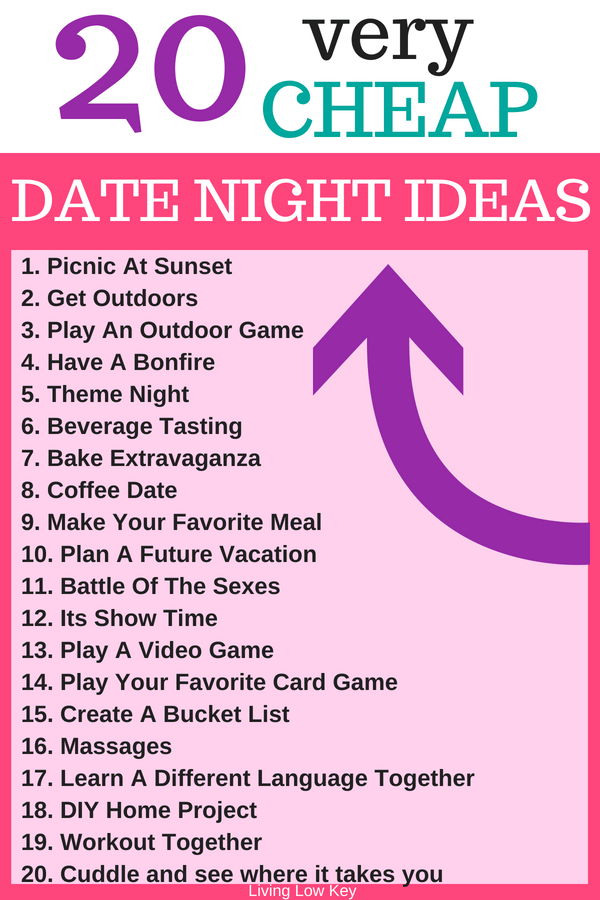 romantic stay at home date night ideas that save money