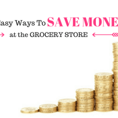 Grocery Store Hacks That Will Help You Save Money On Food