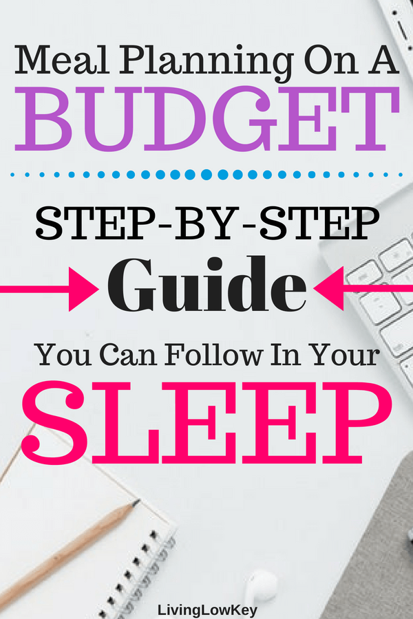 Mealing planning on a budget for 4 people is hard work! Heck meal planning itself is hard work! It doesn't matter if you are trying to feed a family or just yourself. You will love these