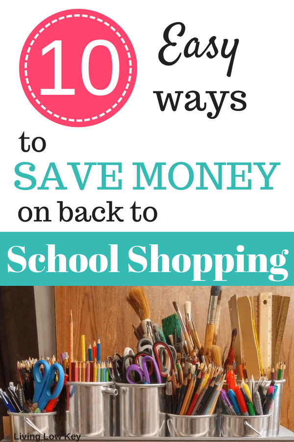 Are you ready to score the best deals back to school shopping this year? If so, you are going to love these ideas. I want to walk you through step by step and show how to save the most money this school season.