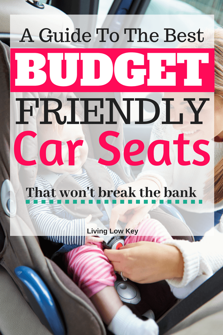 Looking for the best car seat recommendations? Then you're going to love these budget-friendly car seat suggestions that won't break the bank. Thankfully you don't have to sacrifice safety for an affordable deal on a car seat.