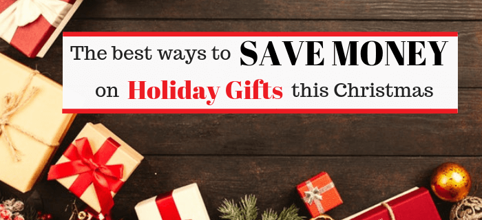 You'll love these tips on how to save on holiday gifts this Christmas. I can't wait to put some of these tips to use.