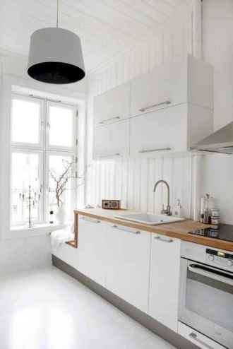 100 great design ideas scandinavian for your kitchen (68)