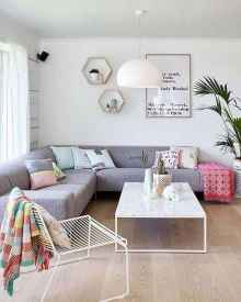 100 inspiring modern living room scandinavian decoration for your home (100)