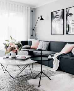 100 inspiring modern living room scandinavian decoration for your home (26)