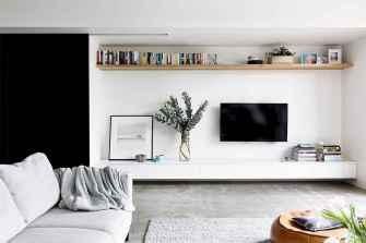 100 inspiring modern living room scandinavian decoration for your home (53)