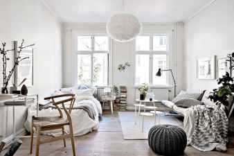 100 inspiring modern living room scandinavian decoration for your home (77)