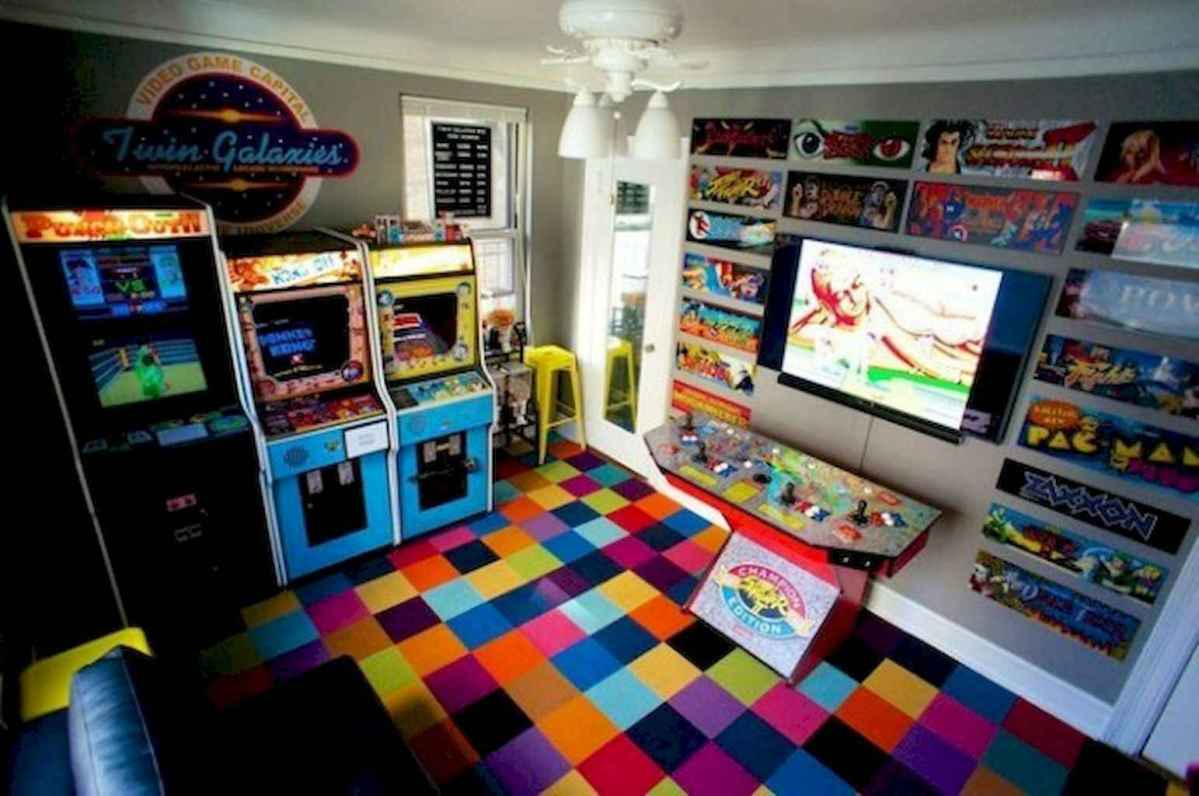 20 diy game room ideas (16)