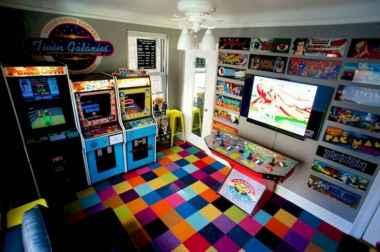 20 diy game room ideas (16)