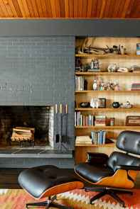 25 stunning home libraries with scandinavian style (12)