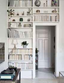 25 stunning home libraries with scandinavian style (14)