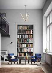 25 stunning home libraries with scandinavian style (46)