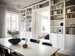 25 stunning home libraries with scandinavian style (62)