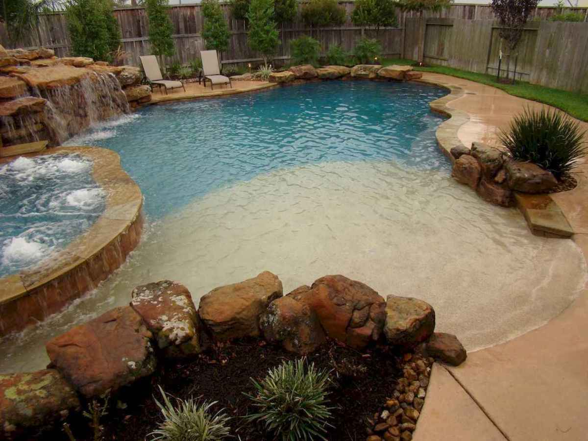 30+ inspirational design rustic for backyard (19)