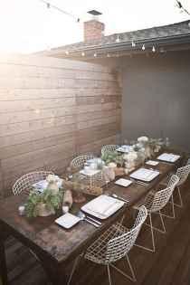 30+ inspirational design rustic for backyard (21)