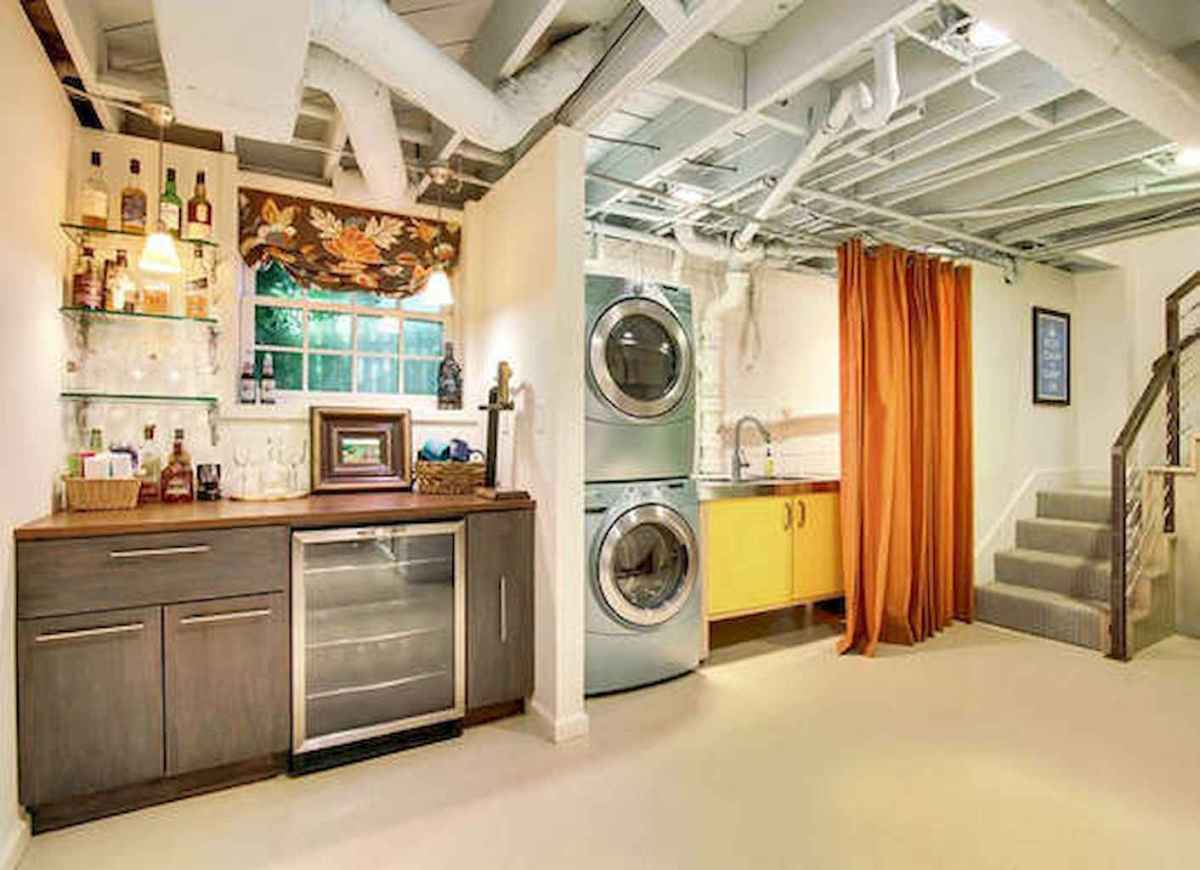 40+ beautiful rustic laundry room design ideas for your home (18)