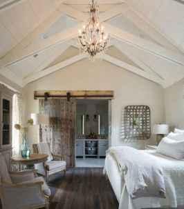40 beautiful and elegant rustic bedroom decorating ideas (13)
