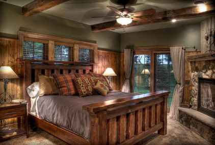 40 beautiful and elegant rustic bedroom decorating ideas (25)
