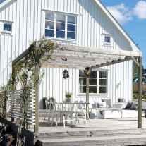 40+ creative scandinavian backyard ideas for small yards (16)