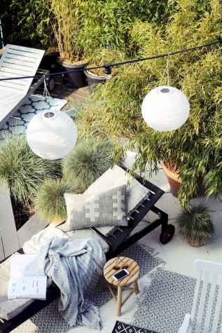 40+ creative scandinavian backyard ideas for small yards (28)
