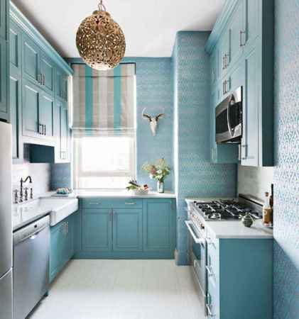 40+ kitchen paint colors you can easily copy (28)