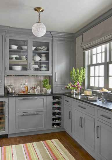 40+ kitchen paint colors you can easily copy (45)