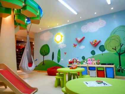 40 playroom ideas for girls and boys (19)