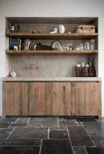 44+ wonderful ideas to design your rustic kitchen (23)