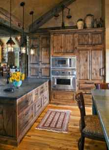 44+ wonderful ideas to design your rustic kitchen (24)