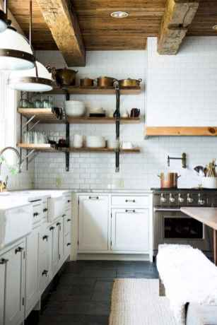 44+ wonderful ideas to design your rustic kitchen (29)