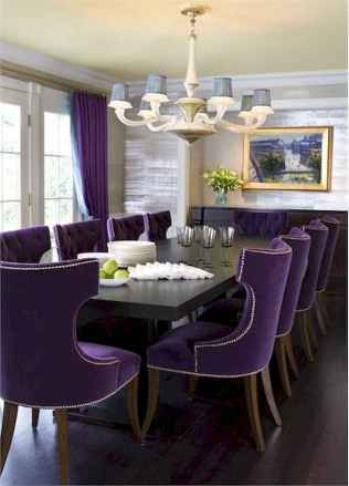 50 best a luxurious and formal dining room (16)