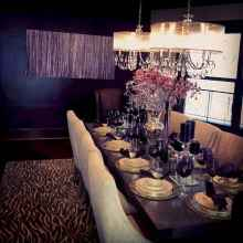 50 best a luxurious and formal dining room (50)
