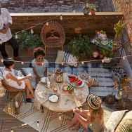 50 cool vintage patio ideas (21)
