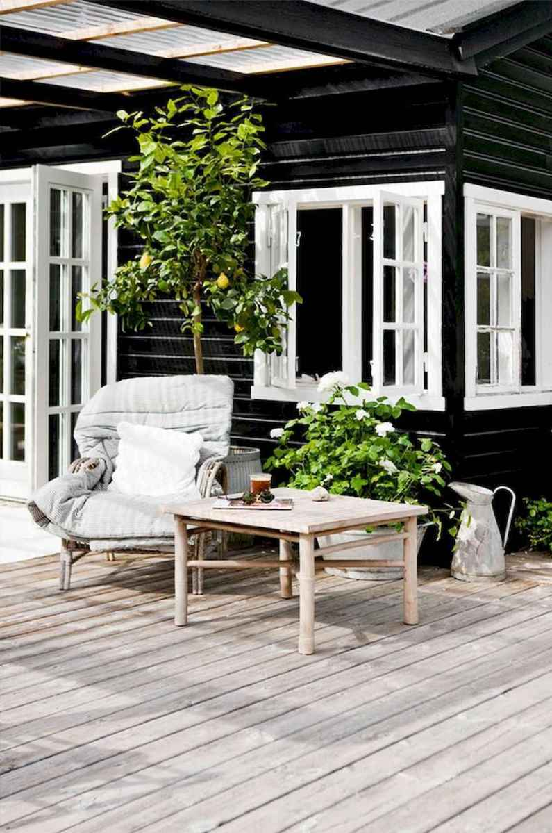 50 scandinavian porch makeover and a relaxing date night on the deck (35)