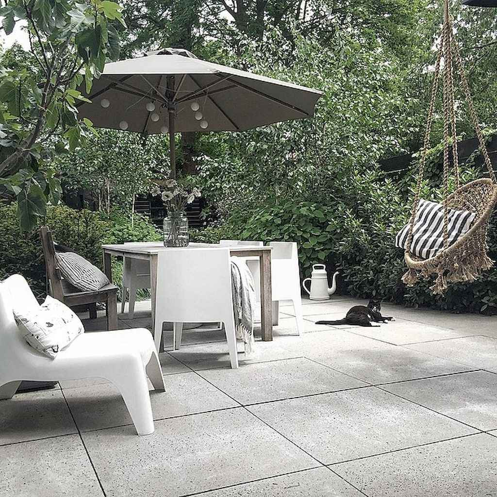 50 scandinavian porch makeover and a relaxing date night on the deck (37)