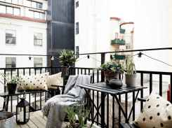 50 scandinavian porch makeover and a relaxing date night on the deck (4)