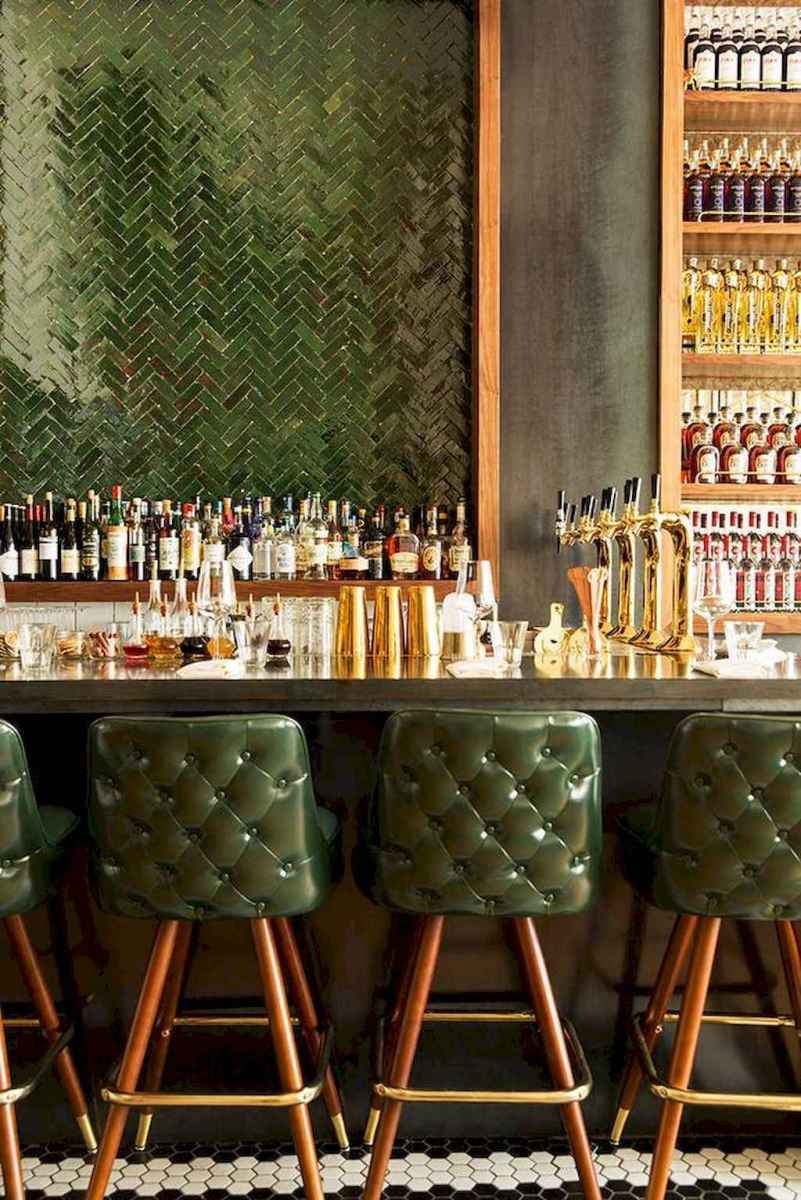 50 vintage bar decor ideas (13)