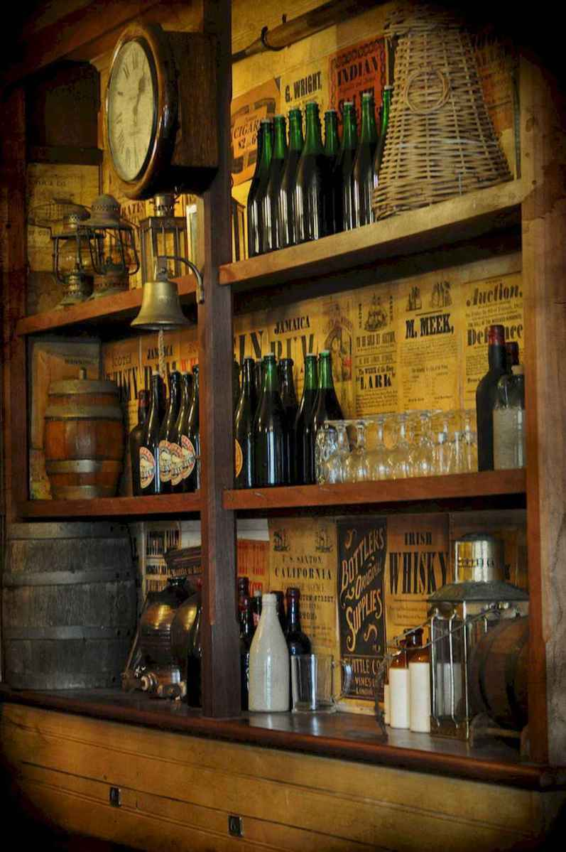 50 vintage bar decor ideas (2)