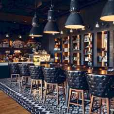 50 vintage bar decor ideas (40)