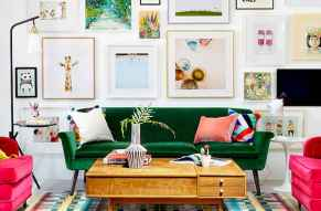 60 amazing eclectic style living room design ideas (46)