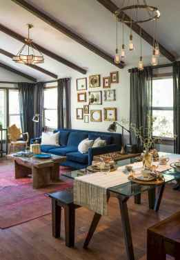 60 amazing eclectic style living room design ideas (60)