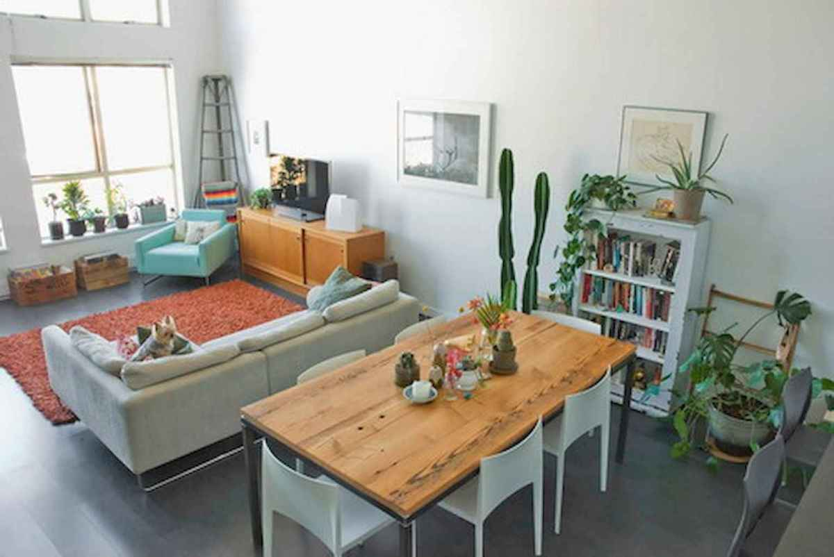 60 amazing eclectic style living room design ideas (7)