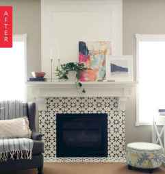 60 awesome eclectic fireplace ideas (19)