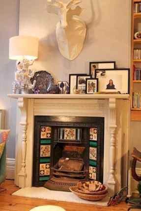 60 awesome eclectic fireplace ideas (2)