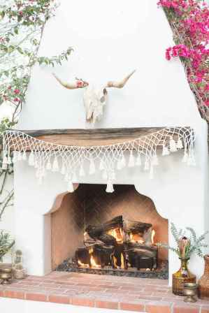 60 awesome eclectic fireplace ideas (22)