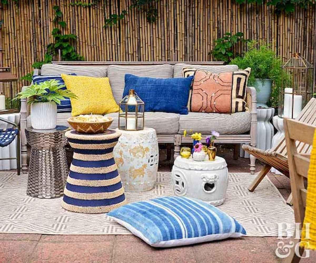 60 beautiful eclectic backyard decor (24)