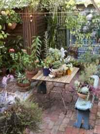 60 beautiful eclectic backyard decor (42)