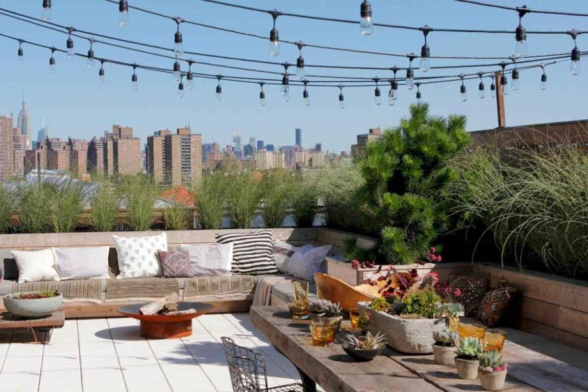 60 beautiful eclectic backyard decor (45)